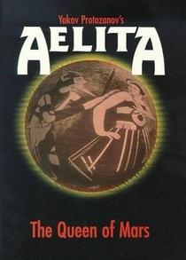 Aelita - A Rainha de Marte - Poster / Capa / Cartaz - Oficial 2
