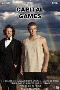 Capital Games - Poster / Capa / Cartaz - Oficial 1