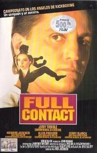 Full Contact - Luta Mortal - Poster / Capa / Cartaz - Oficial 2