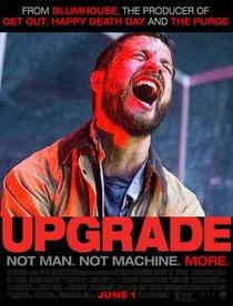 Upgrade - Poster / Capa / Cartaz - Oficial 2