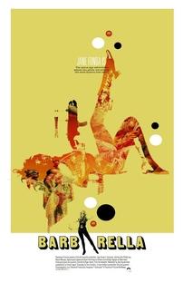 Barbarella - Poster / Capa / Cartaz - Oficial 11