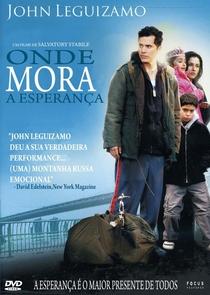 Onde Mora a Esperança  - Poster / Capa / Cartaz - Oficial 2