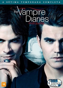 The Vampire Diaries (7ª Temporada) - Poster / Capa / Cartaz - Oficial 2