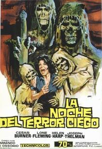 A Noite do Terror Cego - Poster / Capa / Cartaz - Oficial 3