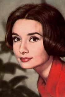 Audrey Hepburn (I) - Poster / Capa / Cartaz - Oficial 12