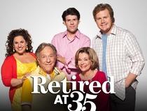 Retired at 35 (2ª temporada) - Poster / Capa / Cartaz - Oficial 1