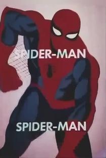 Homem-Aranha - Poster / Capa / Cartaz - Oficial 1