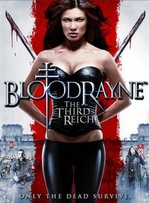 Bloodrayne 3 - O Terceiro Reich - Poster / Capa / Cartaz - Oficial 1
