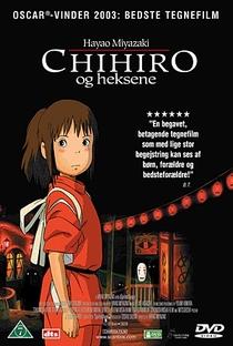 A Viagem de Chihiro - Poster / Capa / Cartaz - Oficial 30