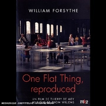 One Flat Thing, reproduced - Poster / Capa / Cartaz - Oficial 1