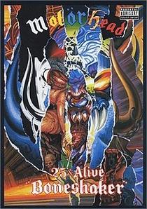 Motörhead - 25 & Alive: Boneshaker - Poster / Capa / Cartaz - Oficial 1