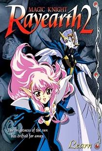 Guerreiras Mágicas de Rayearth (2ª Temporada) - Poster / Capa / Cartaz - Oficial 4
