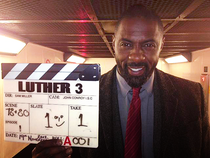 Luther (3ª Temporada) - Poster / Capa / Cartaz - Oficial 3