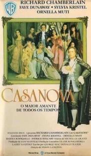 Casanova - O Maior Amante de Todos os Tempos - Poster / Capa / Cartaz - Oficial 3