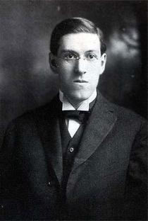 H.P. Lovecraft - Poster / Capa / Cartaz - Oficial 1