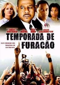 Temporada de Furacão - Poster / Capa / Cartaz - Oficial 2