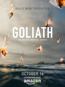 Goliath (1ª Temporada) - Poster / Capa / Cartaz - Oficial 2