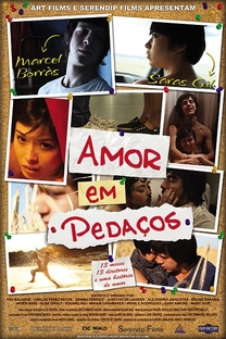 Amor em Pedaços - Poster / Capa / Cartaz - Oficial 2