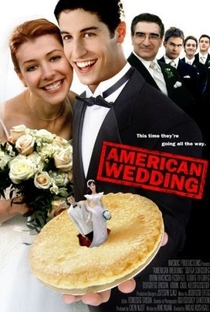 American Pie: O Casamento - Poster / Capa / Cartaz - Oficial 1