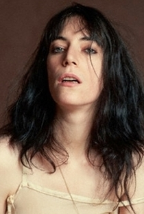 Patti Smith - Poster / Capa / Cartaz - Oficial 1