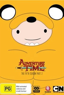 Hora de Aventura (5ª Temporada) - Poster / Capa / Cartaz - Oficial 1