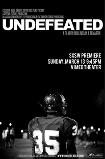 Undefeated - Poster / Capa / Cartaz - Oficial 1