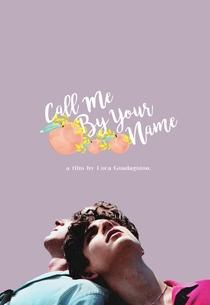 Me Chame Pelo Seu Nome - Poster / Capa / Cartaz - Oficial 14