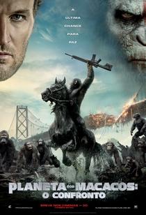 Planeta dos Macacos: O Confronto - Poster / Capa / Cartaz - Oficial 5