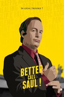 Better Call Saul (1ª Temporada) - Poster / Capa / Cartaz - Oficial 4
