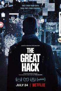 Privacidade Hackeada - Poster / Capa / Cartaz - Oficial 1