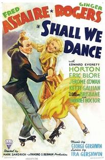 Vamos Dançar - Poster / Capa / Cartaz - Oficial 1