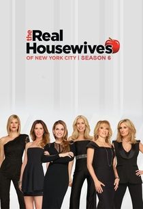 The Real Housewives of New York (6ª Temp) - Poster / Capa / Cartaz - Oficial 1