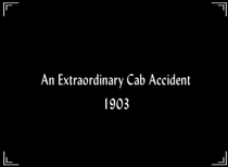 An Extraordinary Cab Accident  - Poster / Capa / Cartaz - Oficial 2
