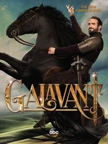 Galavant (1ª Temporada) - Poster / Capa / Cartaz - Oficial 1