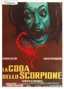 A Cauda do Escorpião - Poster / Capa / Cartaz - Oficial 4