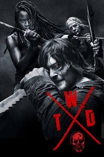 The Walking Dead (10ª Temporada) - Poster / Capa / Cartaz - Oficial 1