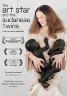 A artista estrela e os gêmeos do Sudão