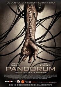Pandorum - Poster / Capa / Cartaz - Oficial 3