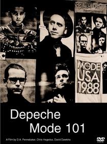 Depeche Mode - 101 - Poster / Capa / Cartaz - Oficial 1
