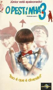 O Pestinha 3 - Poster / Capa / Cartaz - Oficial 2