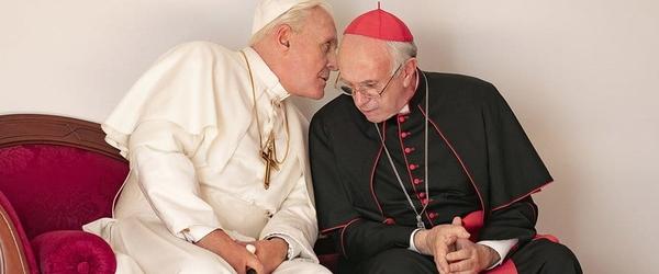Dois Papas | Filme acerta no debate mas peca na autoindulgência | Zinema