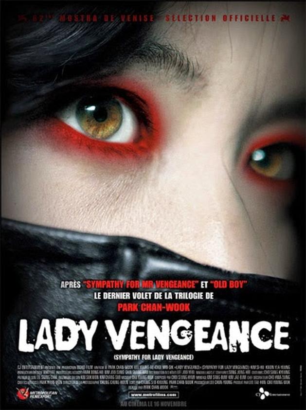 Liga dos Filmes: Lady Vingança