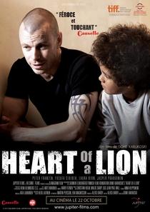 Coração de Leão - Poster / Capa / Cartaz - Oficial 2