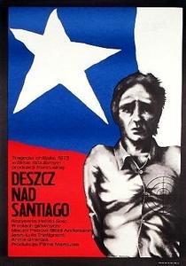 Chove Sobre Santiago - Poster / Capa / Cartaz - Oficial 2