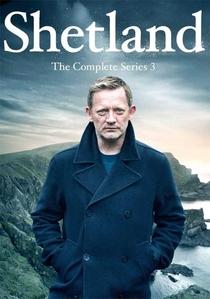 Shetland (3ª Temporada) - Poster / Capa / Cartaz - Oficial 1