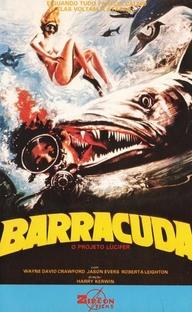 Barracuda - O Projeto Lúcifer - Poster / Capa / Cartaz - Oficial 3