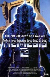 Nemesis 2 - A Última Esperança - Poster / Capa / Cartaz - Oficial 1