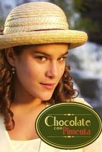 Chocolate com Pimenta - Poster / Capa / Cartaz - Oficial 10