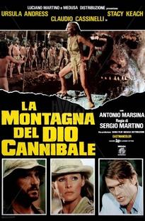 A Montanha dos Canibais - Poster / Capa / Cartaz - Oficial 3