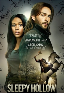 Sleepy Hollow (2ª Temporada) - Poster / Capa / Cartaz - Oficial 3